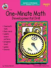 Division: Divisors Level A, Grades 1 - 5: Developmental Drill