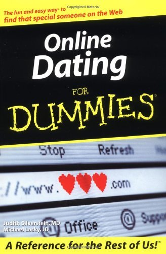 Online Dating for Dummies 9780764538155