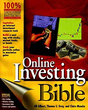 Online Investing Bible 9780764535338