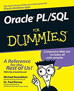 Oracle PL/SQL for Dummies 9780764599576
