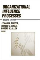 Organizational Influence Processes 2959107