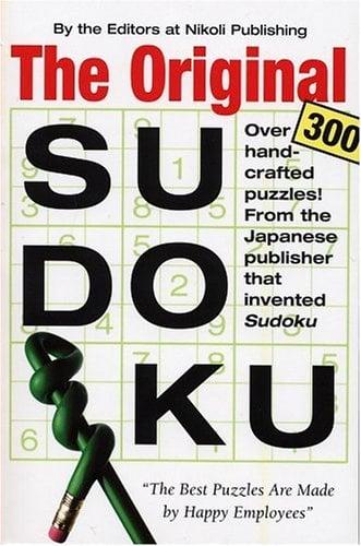 Original Sudoku 9780761142157