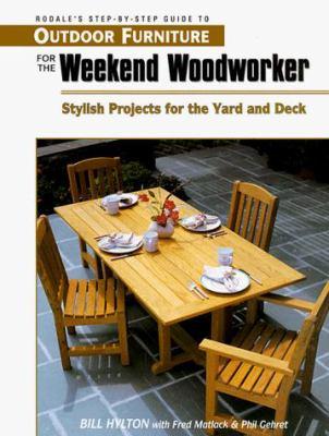 Outdr Furn Wknd Woodw 9780762101818
