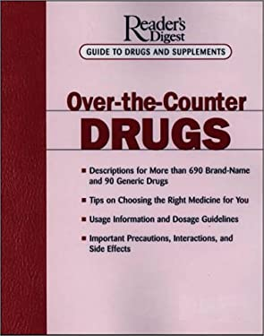 Over-The-Counter Drugs 9780762103669