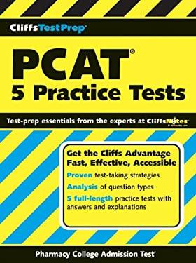 PCAT: 5 Practice Tests 9780764595868