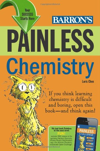 Painless Chemistry 9780764146022