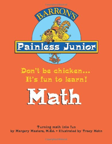 Painless Junior: Math 9780764134500