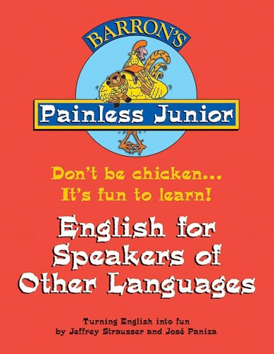 Painless Junior English for Speakers of Other Languages 9780764139840