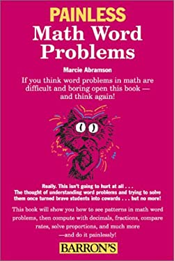 Painless Math Word Problems 9780764115332