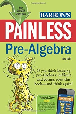 Painless Pre-Algebra 9780764145889