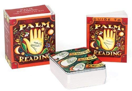 Palm Reading: The Complete Kit [With 55 Mini Palmistry Flash Cards]