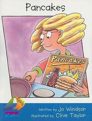 Pancakes 9780763559168