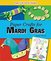 Paper Crafts for Mardi Gras 13141575