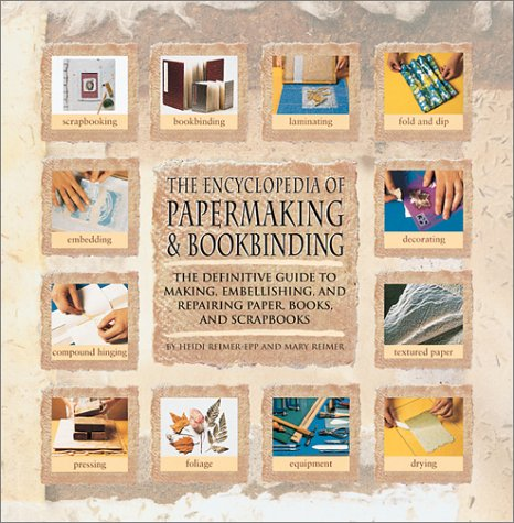 Papermaking & Bookbinding 9780762412143