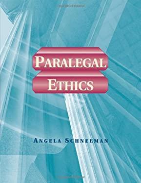 Paralegals Ethics 9780766809499