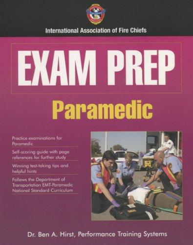 Paramedic 9780763742164