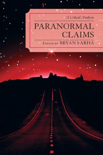 Paranormal Claims: A Critical Analysis 9780761837725