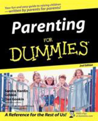 Parenting for Dummies 2e 9780764554186