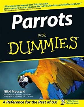 Parrots for Dummies 9780764583537