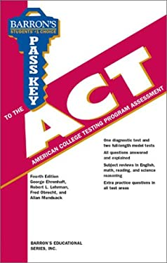 Pass Key to the ACT 9780764113703