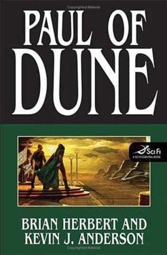 Paul of Dune 9780765312945