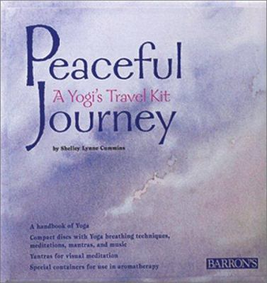 Peaceful Journey: A Yogi's Travel Kit [With Yoga Handbook and Two Yantras, Three Container Bottles and 2 CD's] 9780764174902