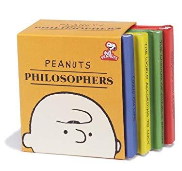 Peanuts Philosophers 9780762438617