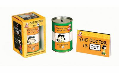 Peanuts: The Doctor Is in: The Peanuts Psychiatric Help Kit 9780762435746