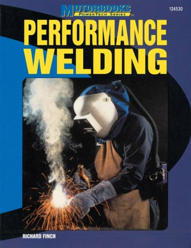 Performance Welding 9780760303931