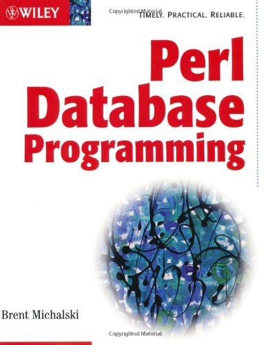 Perl Database Programming 9780764549564
