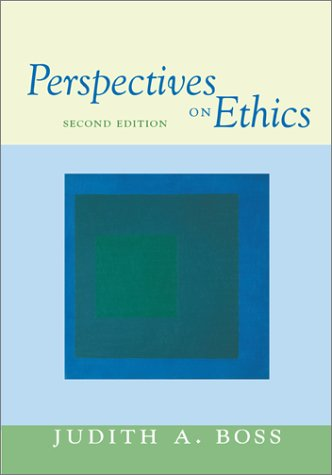 Perspectives on Ethics 9780767420242