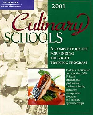 Peterson's Culinary Schools 9780768904710