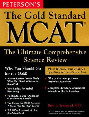 Peterson's Gold Standard MCAT 9780768901924
