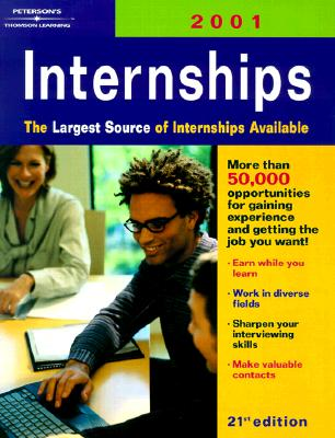 Peterson's Internships 9780768904024