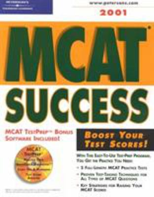 Peterson's MCAT Success [With CDROM] 9780768904444