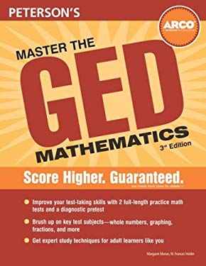 Peterson's Master the GED: Mathematics 9780768925166