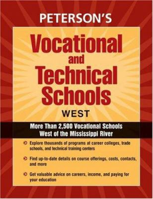 Peterson's Vocational and Technical Schools West 9780768925227