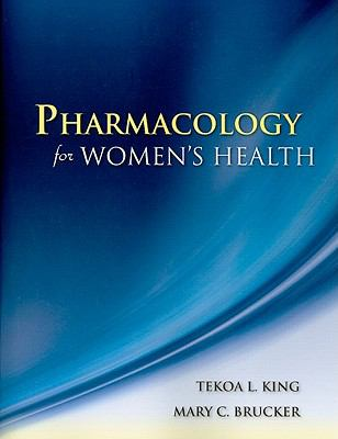 Pharmacology for Women's Health 9780763753290