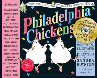 Philadelphia Chickens [With CD] 9780761126362