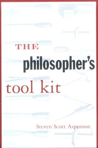 Philosopher's Tool Kit 9780765602183