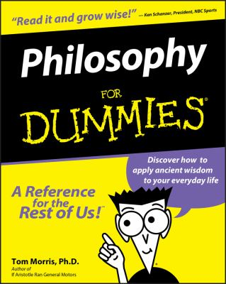 Philosophy for Dummies 9780764551536
