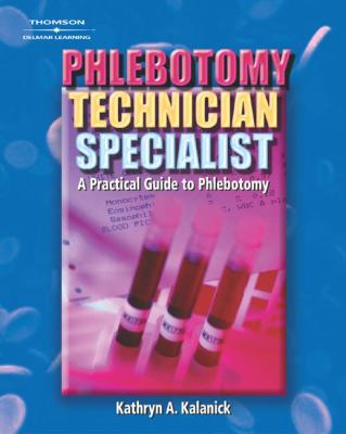 Phlebotomy Technician Specialist 9780766823464