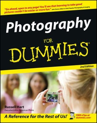 Photography for Dummies 9780764541162
