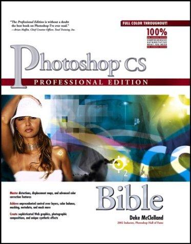 Photoshop CS Bible 9780764541797