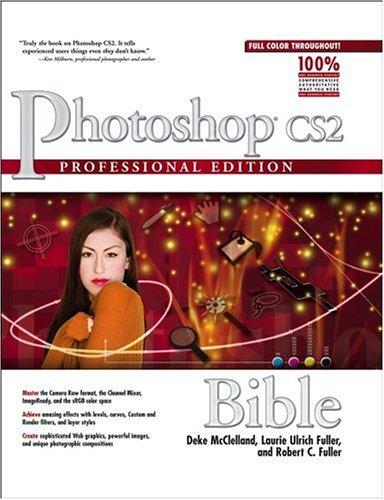 Photoshop CS2 Bible 9780764595950