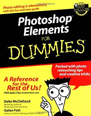 Photoshop Elements for Dummies 9780764516368
