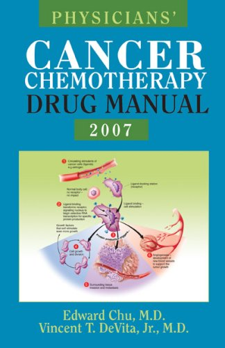 Physicians' Cancer Chemotherapy Drug Manual [With CDROM] 9780763743086
