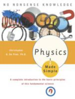 Physics Made Simple 9780767917018