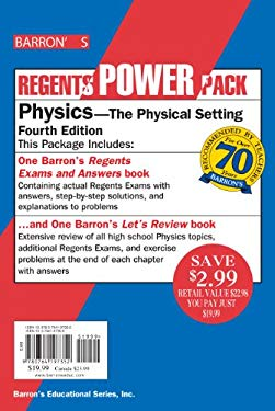 Physics Power Pack 9780764197352
