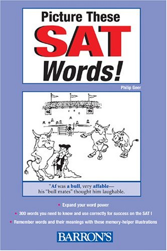 Picture These SAT Words! 9780764127939
